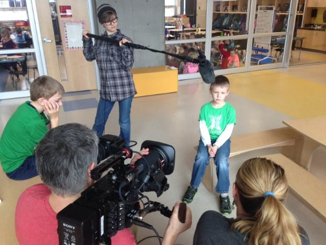 Shooting the HD Video